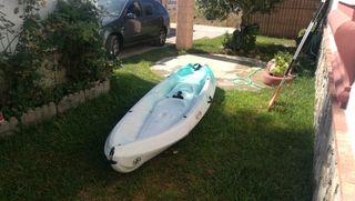 Se vende Kayak 2 adultos y un niño