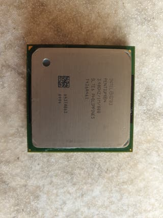 Procesador Pentium 4 3,40Ghz Socket_478
