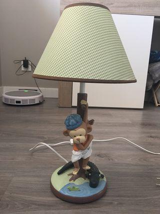 Lámpara de mesa infantil
