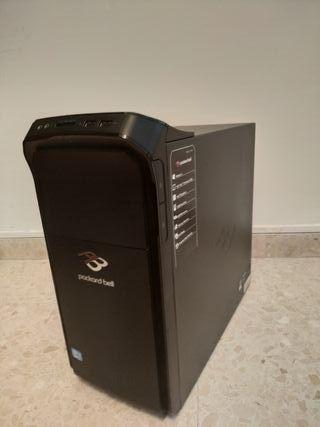 Ordenador PC Packard Bell