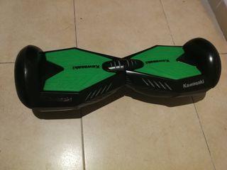 Patin hoverboard eléctrico kawasaki