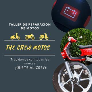 Taller Mecanico de Motos Multimarca, The Crew Moto