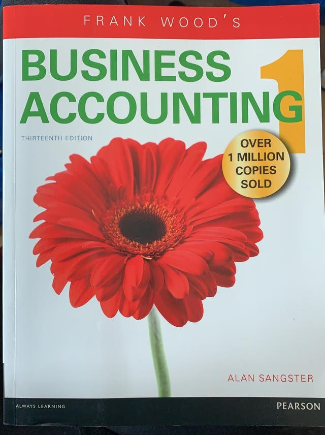 Business Accounting. Thirteen Edition