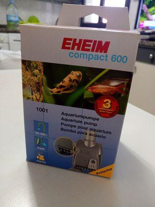 Bomba de agua EHEIM Compact 600