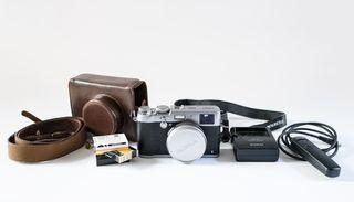 Cámara Fujifilm x100t