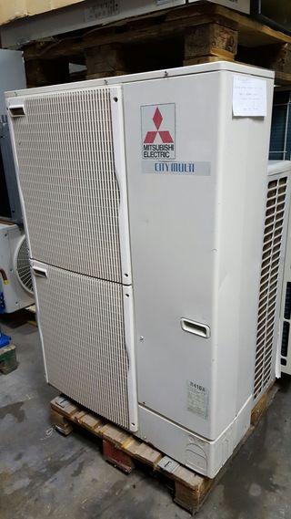 Aire ac. 3X1 inverter VRF Mitsubishi 12.500 frig