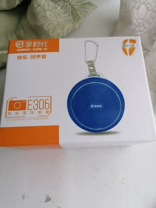 2x Bluetooth mini speakers from China