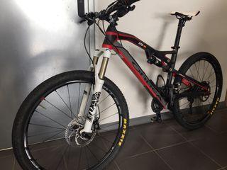 """Bici Orbea Occam Talla S 26"""" Carbono"""