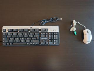 Teclado + ratón