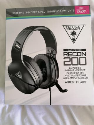 turtle beach reacon 200