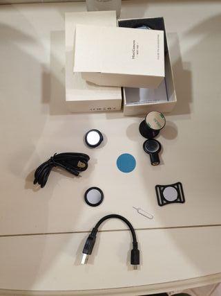 Mini Camara Espía Oculta con WiFi Remota