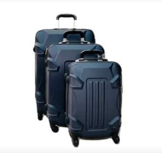 Brand new 3pc ABS hardshell Suitcase
