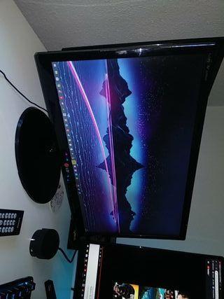 """Monitor Tv Lg 22"""" fullHD con altavoces integrados"""