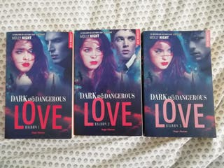 Dark and Dangerous Love (3 tomes)