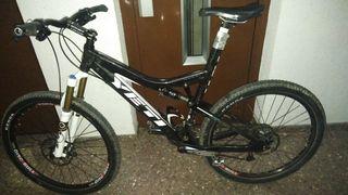 bici yeti carbon 26'