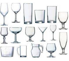Alquiler de cristalería
