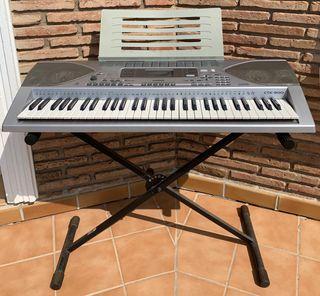 Teclado-Piano CASIO
