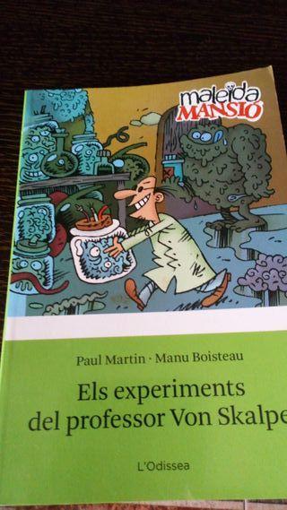 Els experiments del profesor Von Skalpel