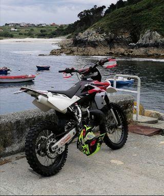 Husqvarna Wr 250cc 2t