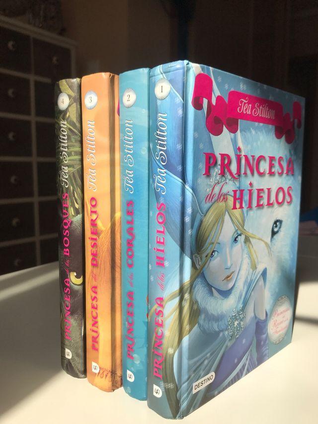 """Libros """"Princesas del reino de la fantasía"""""""
