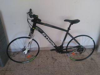 Bicicleta rockrider 520 talla xl