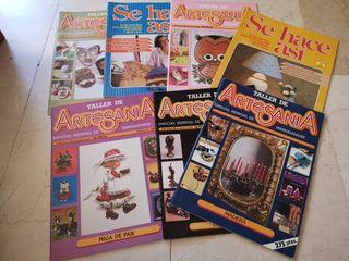 7 revistas de manualidades