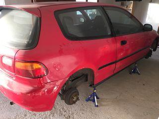 Despiece Honda EG