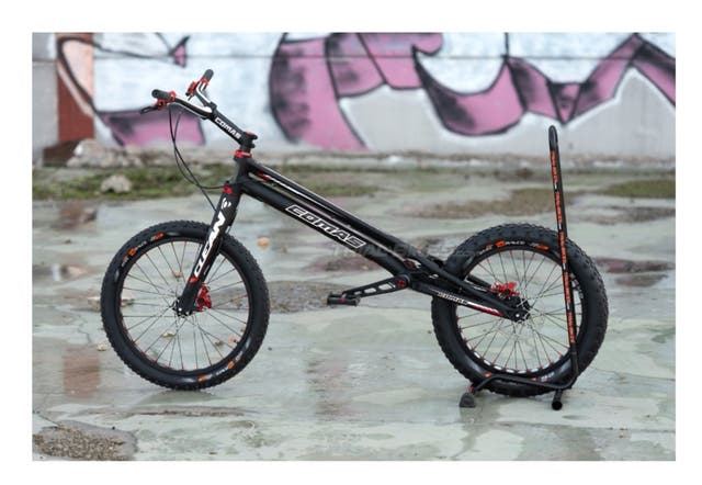 "Bicicleta de Trial Comas Pro TB 20"""