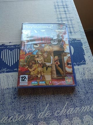 Metal Slug 3 PlayStation 2 PRECINTADO