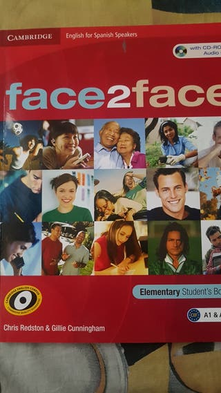 face2face elementary students book a1/a2