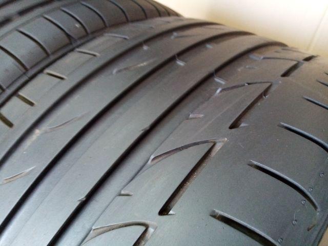 2 neumáticos 255/ 40 R18 95Y Bridgestone RF +90%