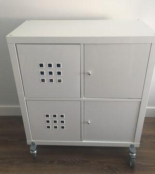 Estantería Ikea modelo Kallax