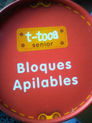bloques apilables