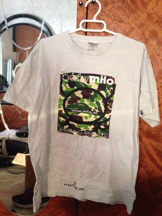 Camiseta ape shall never kill ape