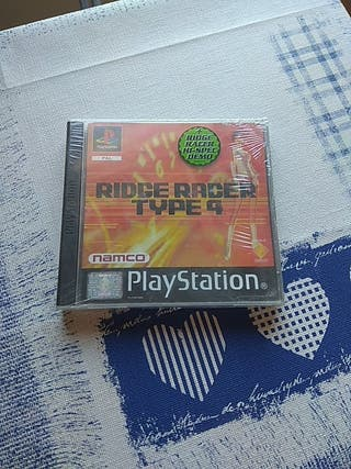 Ridge Racer Type 4 Playstation