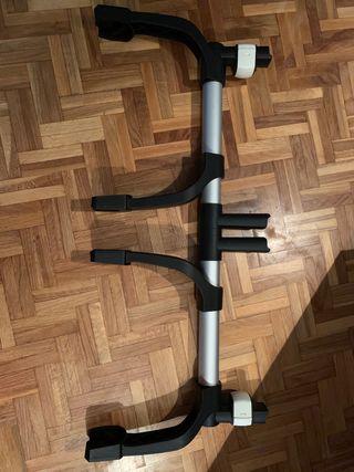 Adaptador Maxi-Cosi para bugaboo donkey Gemela