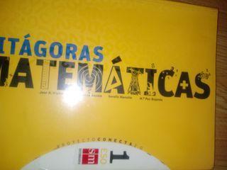Libro Matemáticas.