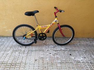 bicicleta orbita 22 pulgadas (como BMX)