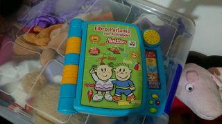 Libro Nennitos actividades 5€