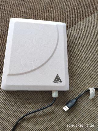 antena wifi largo alcance tipo Yagi