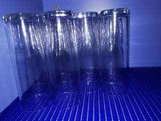 cristaleria y vajilla de bar