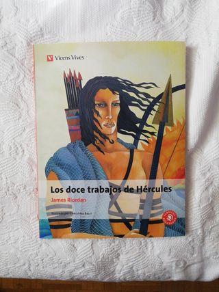 Libro: Los doce trabajos de Hércules