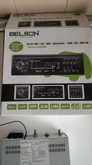 Radio coche Belson