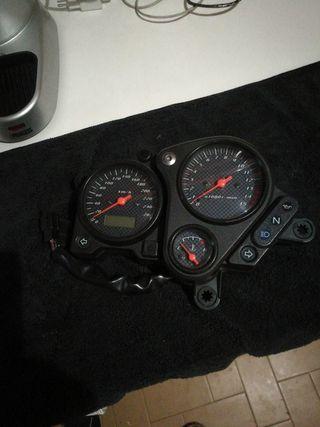 Tablero de Honda CB 600 Hornets