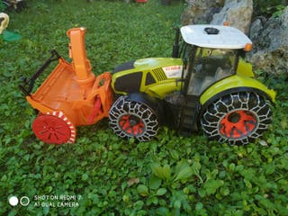Tractor de juguete Class Axion 950