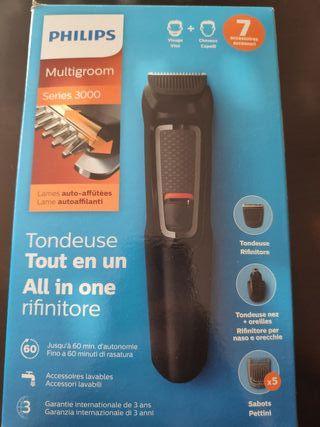 Máquina de afeitar