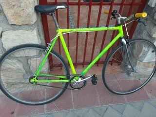 bici Orbea antigua restaurada