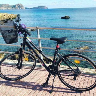 Bicicleta ORBEA urbana mujer