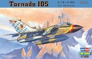 Maqueta Avión Tornado Hobbyboss 1:48