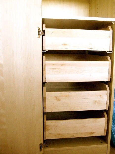 Cajones Ikea